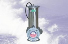 SWQ型无堵塞潜水排污泵