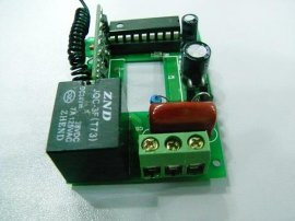 单路无线遥控开关板(A220RF1)