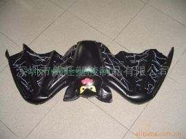 供应 生产PVC充气复活节产品