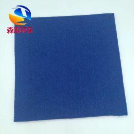 蓝色土工布 **土工布 防渗土工布 长丝土工布生产厂家 无纺布