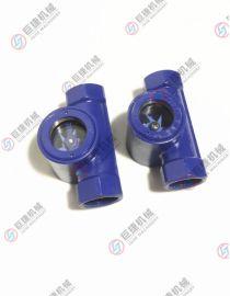 温州产水流指示器-法兰直通水流指示器、碳钢叶轮视镜
