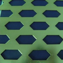異形衝孔網 鍍鋅板衝孔網 不鏽鋼衝孔網