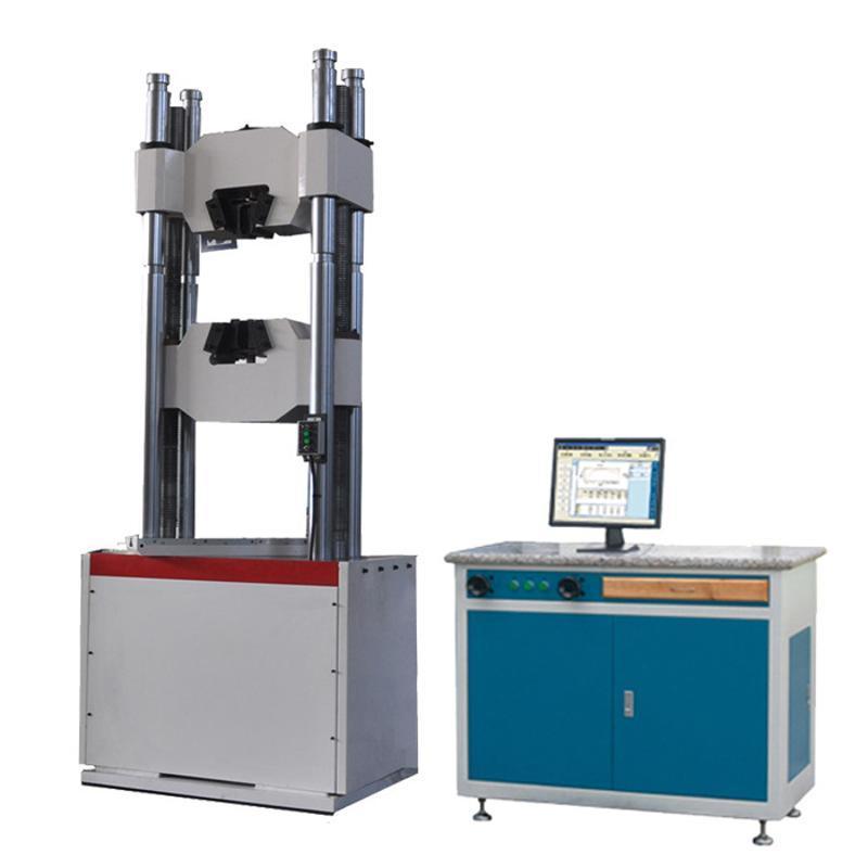 WEW-300KN金属液压万能拉力试验机 30吨铸件拉力机