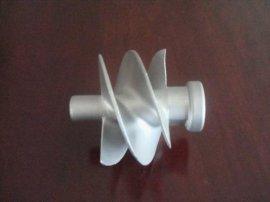 硅溶胶精密铸件,叶轮铸造