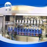 優質灌裝生產線 供應 直線油類,白酒灌裝機設備 旋轉灌裝設備
