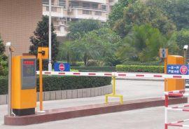智能停车场车牌识别系统