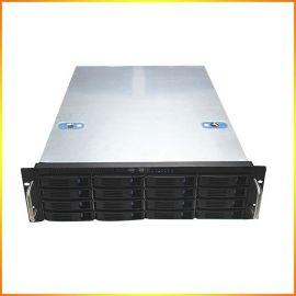 存储机箱3U服务器机箱16盘卧式MACASE机箱366-16