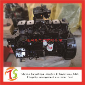 矿用发动机 康明斯柴油发动机总成kta19-525