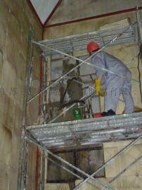 南京市地下通道伸缩缝补漏, 地下人通道堵漏