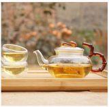 耐热透明过滤茶壶如意茶壶300ML 六只50ML品茗杯功夫茶具礼盒套装