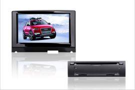 奥迪Q3专用专用车载DVD/GPS汽车导航仪