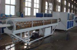 SJSZ65/132双螺杆pvc排水管设备生产线