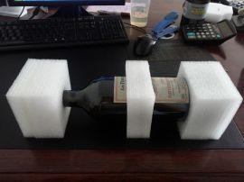 深圳公明光明松岗,酒瓶珍珠棉运输包装