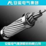 架空導線廠家直銷安徽電氣國標JL/LB20A-400/50鋁包鋼芯鋁絞線