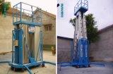 10-18米SJYL铝合金移动液压升降机