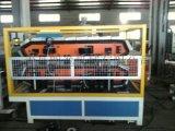 青岛朗逸机械牌PVC合成树脂瓦880mm宽生产线