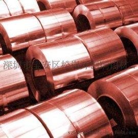 铍铜 耐磨性好c17200铍铜线 c17500镀锡铍铜带生产