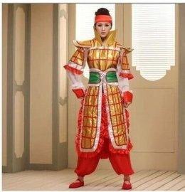 清朝僵尸服装、古代花木兰服装租赁