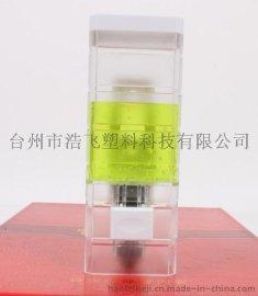 厂家直供 酒店宾馆客房用品 卫浴用品 单体皂液器专利设计-HF-970