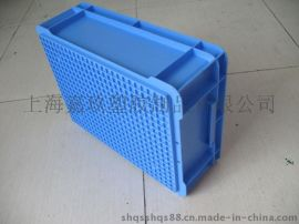 可套塑料周转箱 塑料物流箱上海厂家