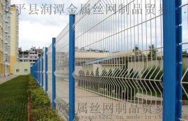 玉林橡胶厂护栏网_厂区隔离栅_厂区防护网