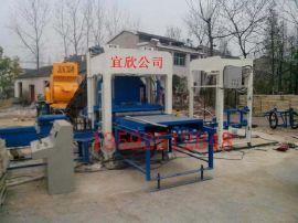 广西庆泰5-15空心砖机 砌块砖机设备送货上门