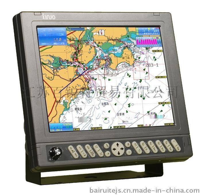 新諾  -5812 船用船載 GPS衛星導航儀 海圖機    帶CCS證書