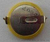 鈕釦電池CR2450帶焊腳3V 主板CMOS記憶電源用