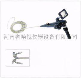 供应拍照、存储、供电4弯角不锈钢编织层电子内窥镜