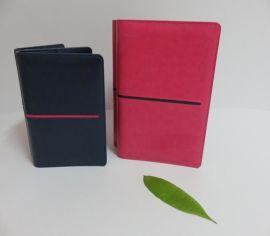 风尚 PU笔记本 真皮笔记本定制 仿皮记事本 活