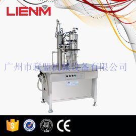 气雾剂灌装机械 三合一压力罐气雾剂灌装机 台湾气动元件 可定制