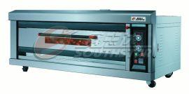 专业蛋糕烤箱生产厂家直销     赛思达单层燃气烤炉