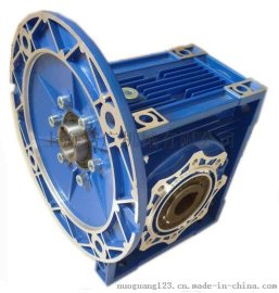 蜗轮蜗杆减速机 上海诺广生产RV50蜗轮箱