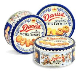 山东铁罐生产厂家定制圆形马口铁饼干铁盒包装 铁罐包装 食品铁盒