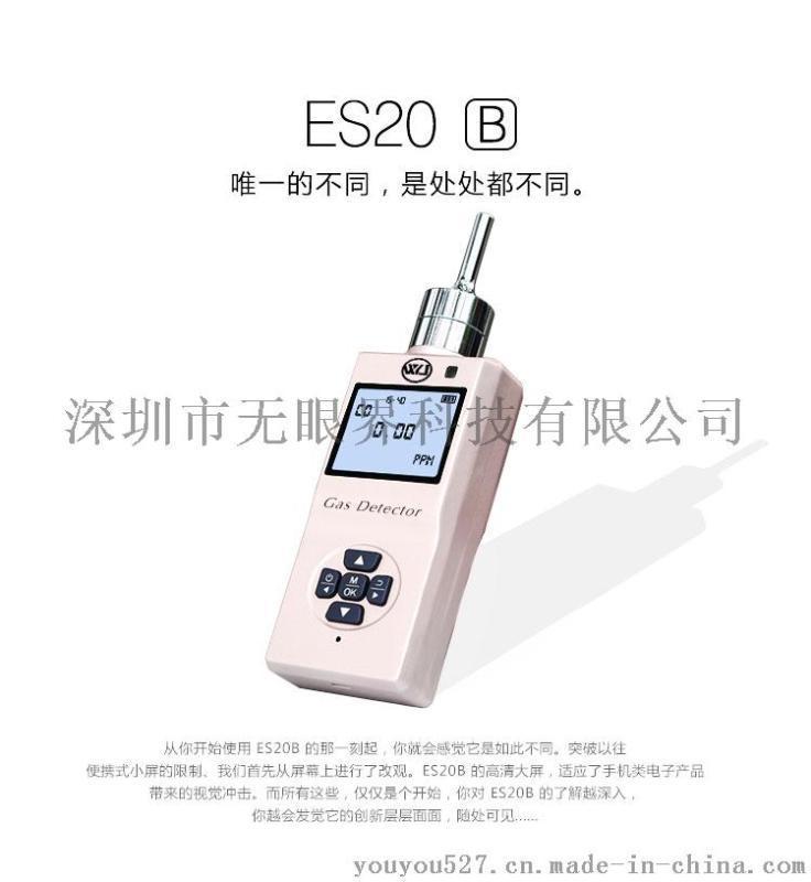便携式氟化氢气体检测仪