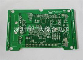 双面电路板打样、双面PCB板订制、双面锡板加工、深圳广大综合电子
