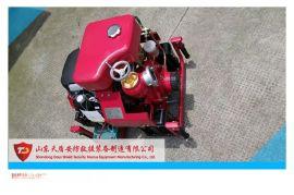 手抬机动消防泵 山东天盾手抬机动消防泵 手抬机动消防泵