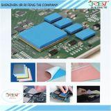 廠家直供:高導熱矽膠片 CPU散熱矽膠墊片 阻燃矽膠墊散熱片