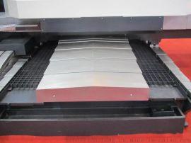 伸缩式钣金防尘罩防护罩 导轨护罩(机床附件生产厂家)