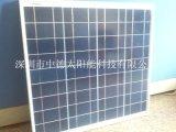 中德太陽能18v40w,太陽能多晶電池板組件
