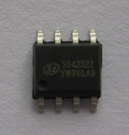 全新原装现货士兰微大功率LED驱动芯片SD42522 SOP8封装