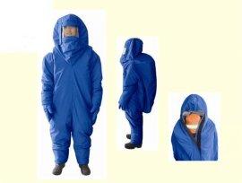 低温环境中  的防寒服是哪一种?