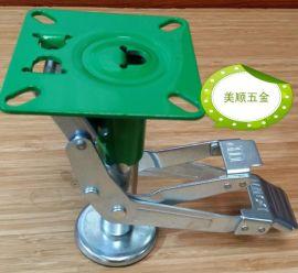 厂家供应优质加强版4寸加厚型日式地刹器支撑架