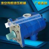 2CBL-FC系列雙聯泵用於扒渣機,收割機