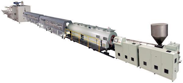 HDPE供水管/燃气管挤出生产线