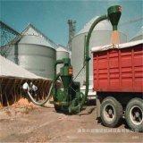 徐州气力吸粮机厂家大型柴油机带动吸粮机移动式稻谷吸粮机