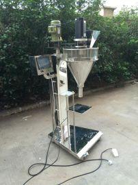 中成药粉剂灌装机 自动称重计量灌装机 螺杆称重双计量厂家供应