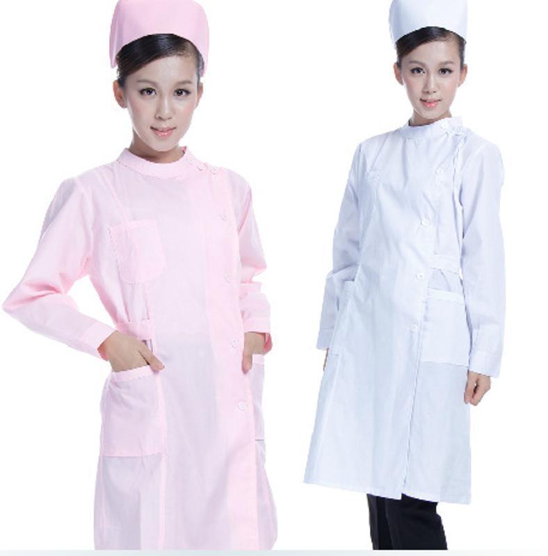 上海廠家醫用護士服白大褂美容師服