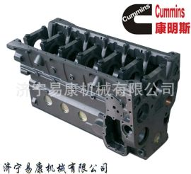 康明斯6D114-3缸体 PC390挖掘机发动机