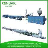 PE塑料200-400管材生產線/PE塑料單螺桿擠出機